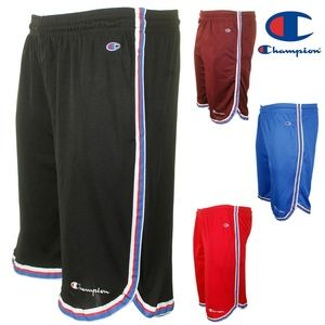 Champion Men's Athletic Mesh Pocket Shorts